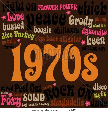 70s Phrases and Slangs