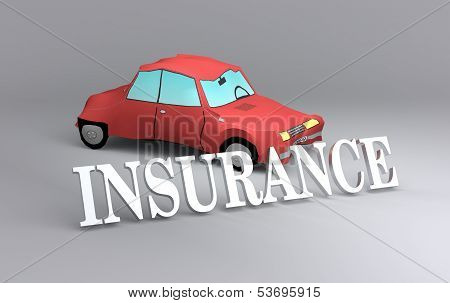 Concept Of Car Insurance