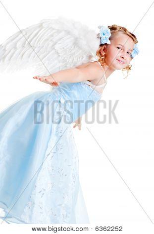Beautiful Small Angel