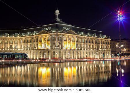 Bordeaux estoque Echange Square