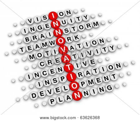innovation concept crossword puzzle