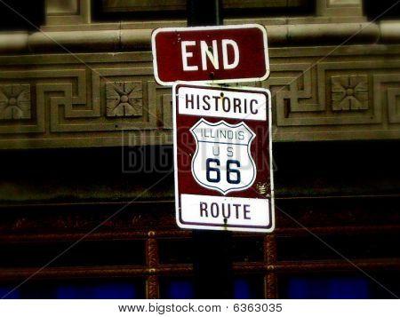 O fim da estrada