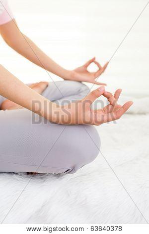 Sit In Meditation