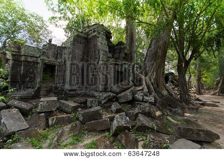 Prasat Ta Prum Ruins.