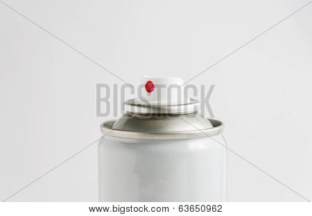 Spray bottle head macro