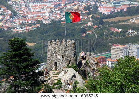 Flag Sintra Castle