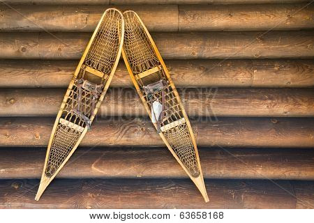 Antique Snowshoes