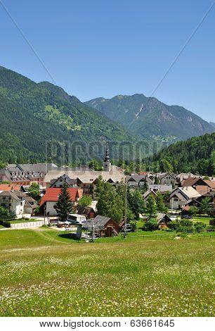 Kranjska Gora,Triglav National Park, Slovenia