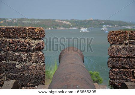 Fort Reis Magos in Goa