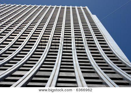 Upward In Shinjuku