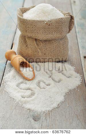Sea Salt In Sack