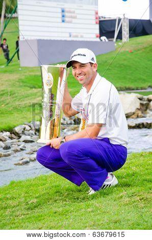 Thailand Golf Championship 2013