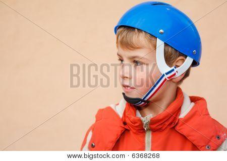 Boy In Sportswear