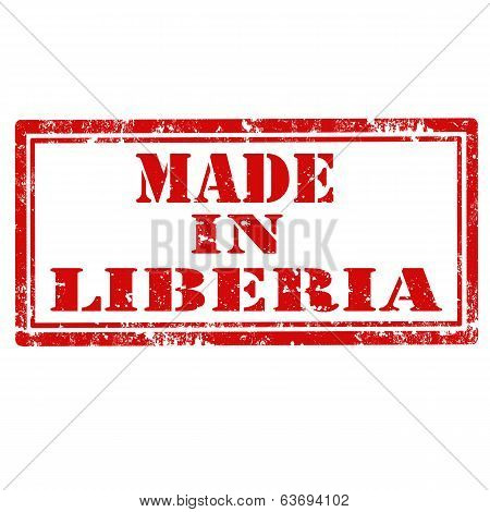 Made In Liberia-stamp