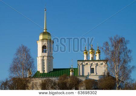 Russia. Arzamas. Church of St. John the Theologian.