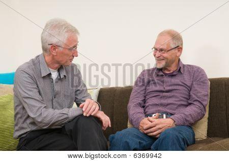 Discussing Seniors