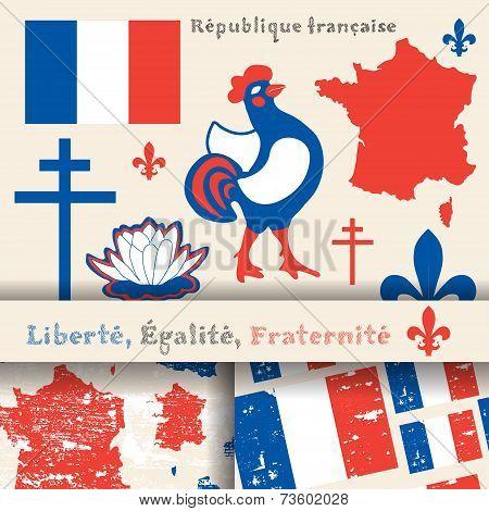 France Symbols