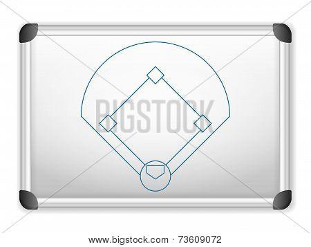 Whiteboard Baseball
