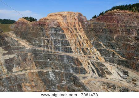 Homestake Open Pit Mine