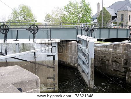 Rideau Canal Merrickville The Lock 2008