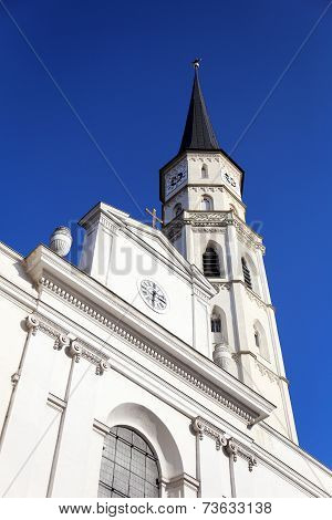 St. Michael's Church In Vienna