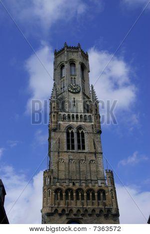 The Belfry ,bruges ,belgium