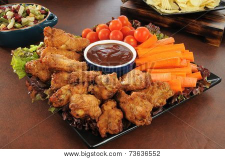 Party Snack Platter
