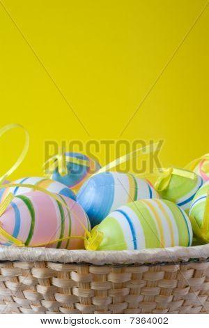 punnet  easter eggs