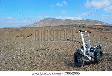 Lanzarote Segway