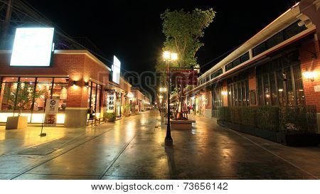 Asiatique The Riverfront At Night