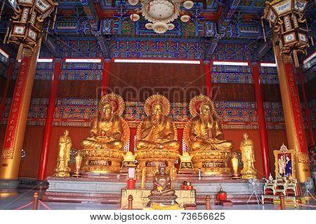 Big Chinese Buddha Statues
