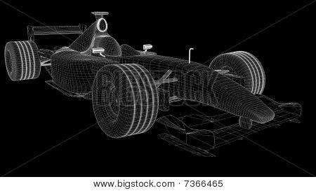 Wireframe F1