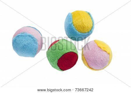 Textile Balls