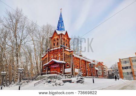 Church in Tomsk