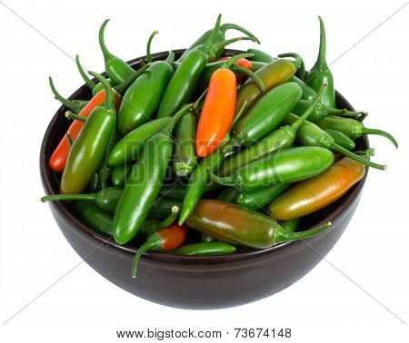 hot pepper bowl