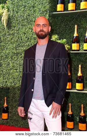 LOS ANGELES - OCT 11:  TJ Barack at the Fifth-Annual Veuve Clicquot Polo Classic at Will Rogers State Historic Park on October 11, 2014 in Pacific Palisades, CA