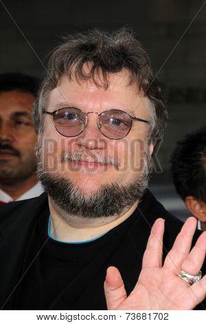 LOS ANGELES - OCT 12:  Guillermo del Toro at the