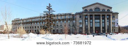 Main Library of the Krasnoyarsk Territory