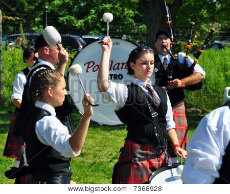 Glengarry Highland Games in Ontario