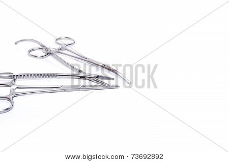 Isolated Forceps