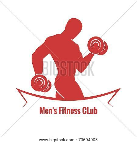 Mens Fitness Club logo