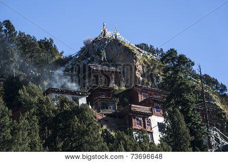 Taktsang hermitage, Kham