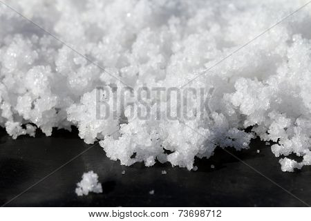 Flower of salt