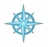 picture of wind-rose  - Wind rose  - JPG