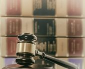 image of law-books  - Law legal concept image  - JPG