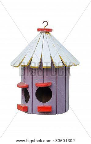 Old Wooden Bird House