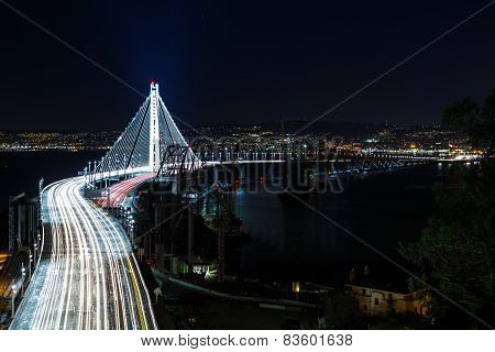 New San Francisco-oakland Bay Bridge
