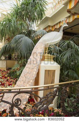 The Encore Hotel and Casino Interior in Las Vegas