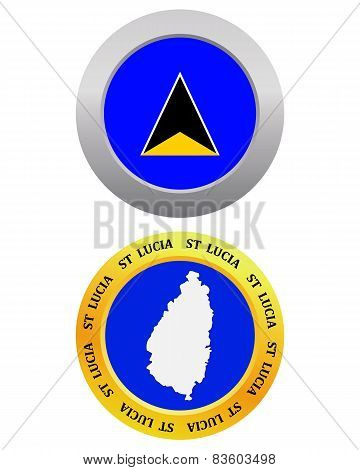 Button As A Symbol St Lucia