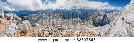 Triglav In Julian Alps